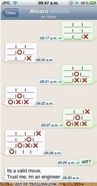 engineer sms tic tac toe - 6604427008