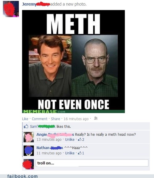 blonde breaking bad bryan cranston dumb blonde meth - 6605151744