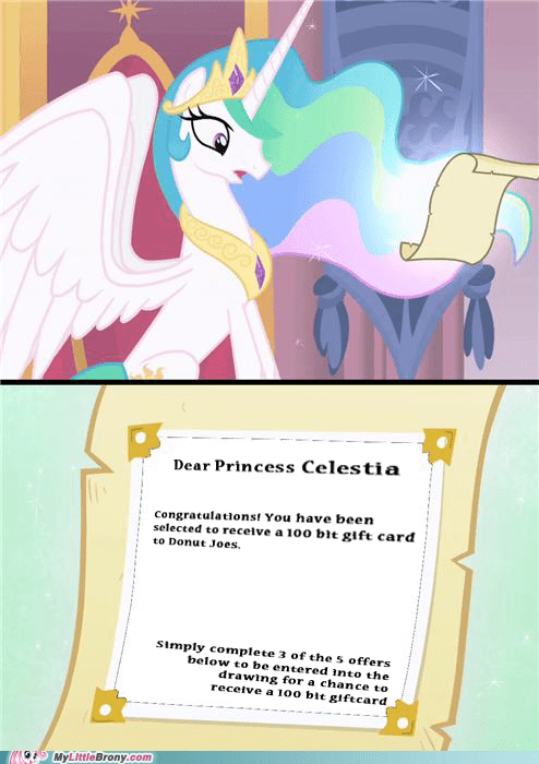 bagel jim chainmail junk princess celestia spam trash - 6605732608