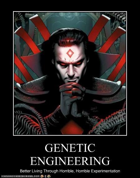 genetic engineering mr-sinister mutant - 6606009856