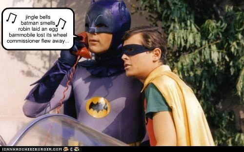 batman robin Adam West burt ward song batmobile - 6606923008
