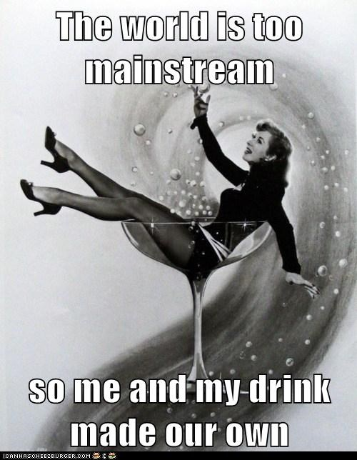champagne drink drunk fantasy world - 6607015424
