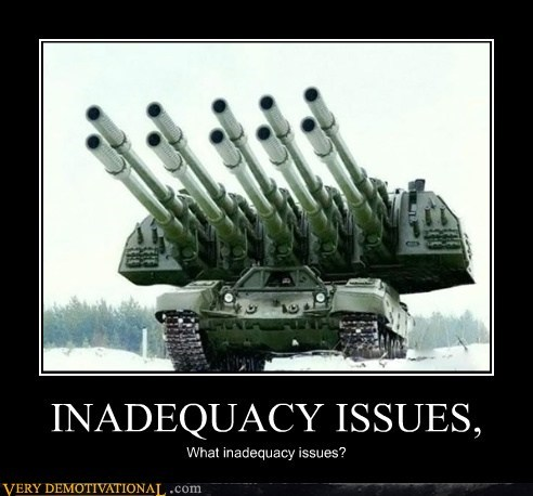INADEQUACY ISSUES, What inadequacy issues?