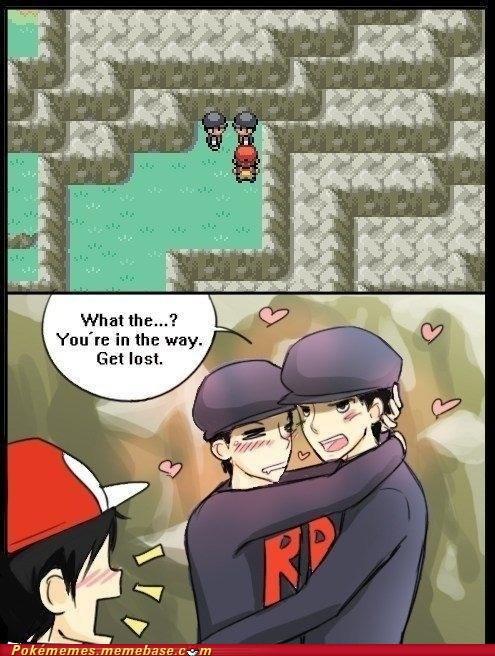 gameplay get lost in love Team Rocket - 6608877312