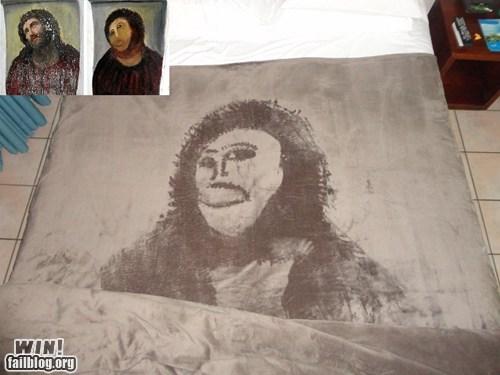 art couch derp potato jesus - 6609331968