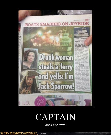 captain,drunk,good idea,jack sparrow