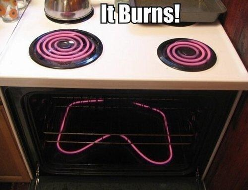 appliance,it burns,stove