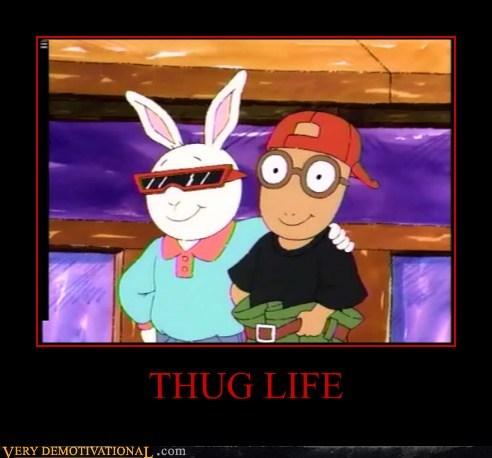 arthur comics thug life - 6610262272