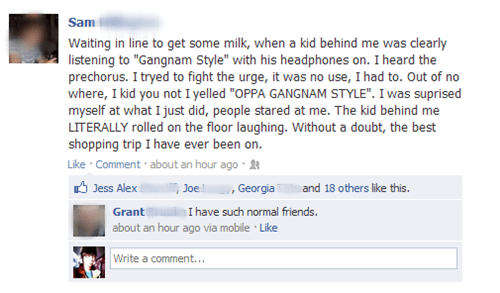 gangnam style oppa gangnam style oppan gangnam style psy - 6610277120