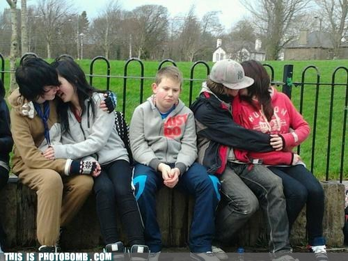 couples fifth wheel forever alone Sad - 6610280448