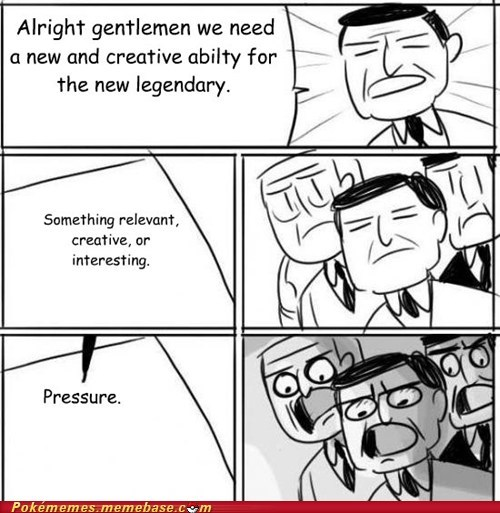 creative legendary meme pressure - 6610606080