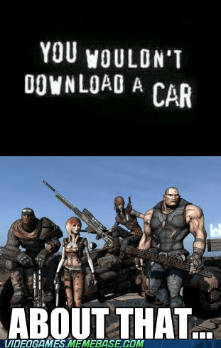 borderlands,piracy,vehicles