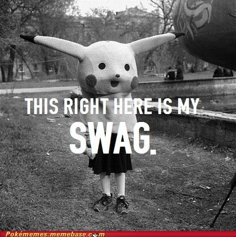 #swag pikachu swag swagger tm87 - 6610748416