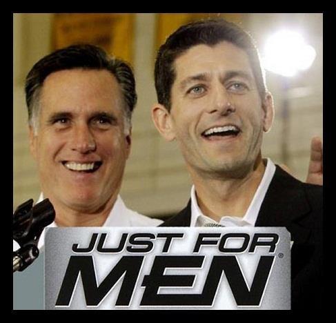 grey hair Just for Men Mitt Romney paul ryan product - 6610771456