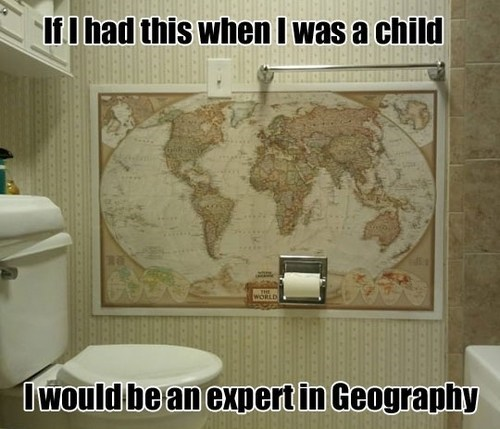 bathroom,geography,toilet,world map
