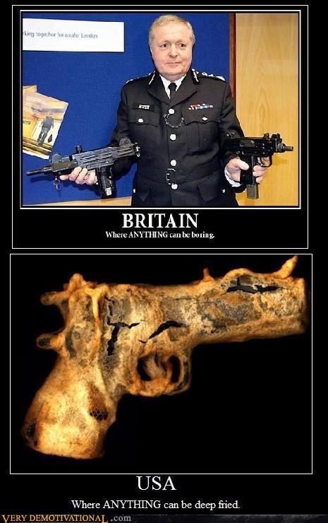 deep fried guns second amendment usa - 6611224576