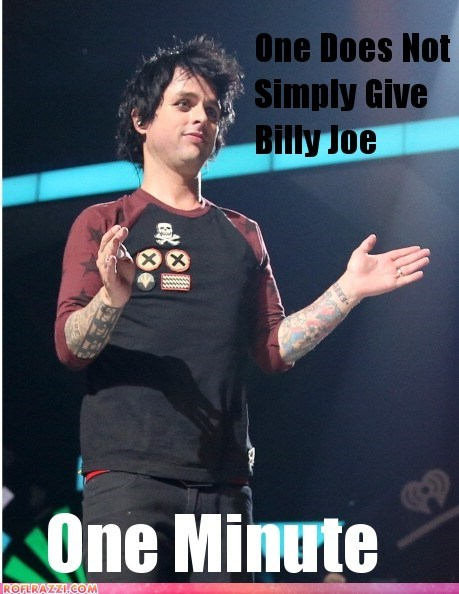 billy joe armstrong,celeb,funny,green day,Music
