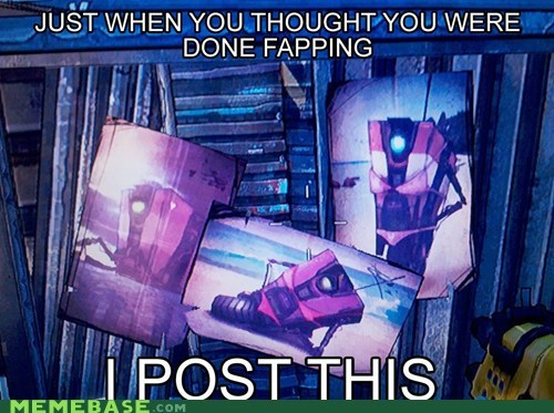 borderlands 2 claptrap fap - 6611714304