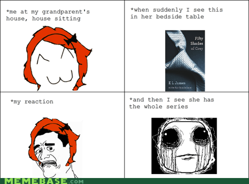 50 shades of grey grandparents numb - 6611727360