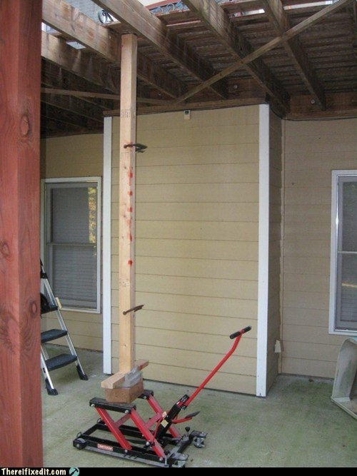 deck jack patio plank wood - 6612602624