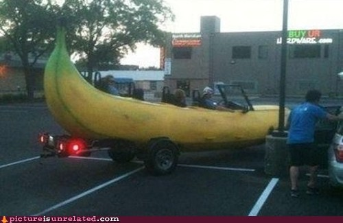 banana car fruit - 6612646400