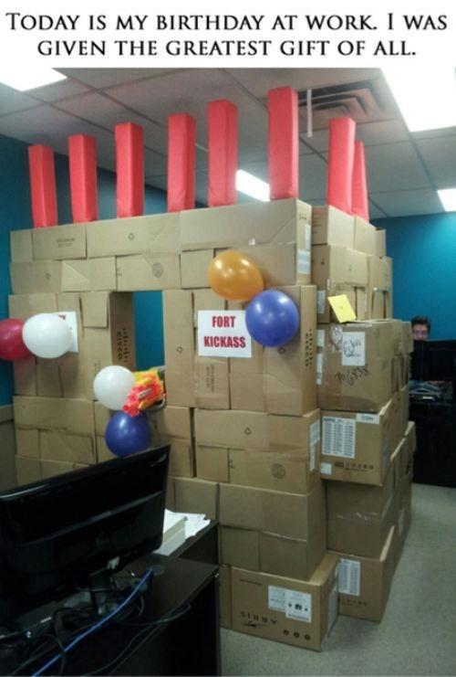 birthday gift fortress - 6612978176