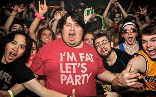 fat people Good Times im-fat lets-party - 6613346560