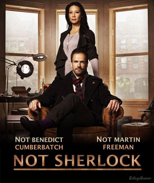 america pls cbs elementary Sherlock TV - 6613426944