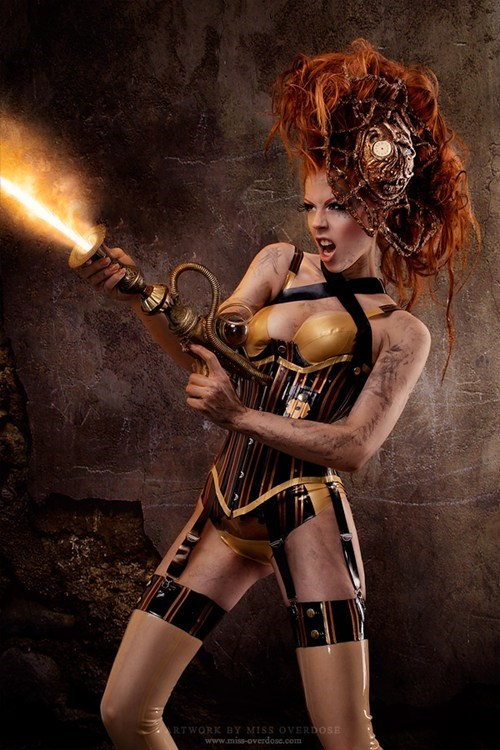 cosplay Steampunk - 6613496832