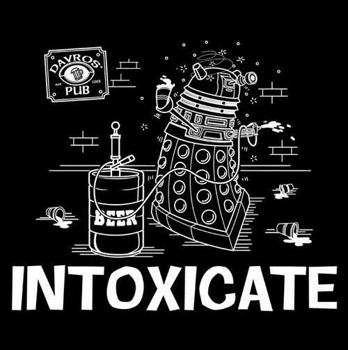 daleks Davros doctor who intoxicate - 6613530368