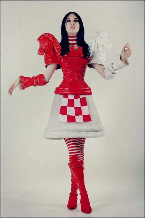 Alice Madness Returns cosplay video games - 6613547776