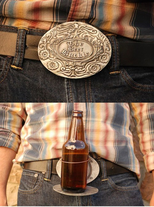 american beer buckle belt buckle sloshed swag - 6613667840