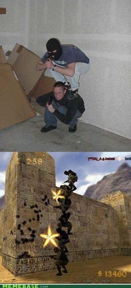 counter strike great idea IRL stacking - 6613676288