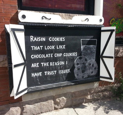 best of week cookies Hall of Fame sign troofax true facts trust wisdom - 6613818368