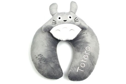 cute my neighbor totoro nerdgasm Pillow totoro