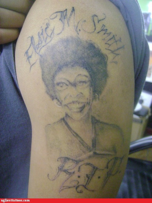 arm tattoos,portrait tattoos,tribute tattoos