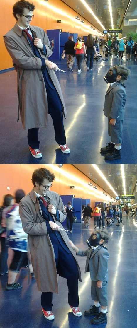 are you my mommy cosplay doctor who - 6614446592