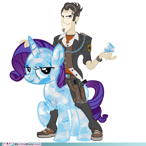 borderlands 2,butt stallion,diamonds,rarity