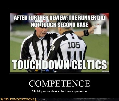 idiots nfl ref replacements