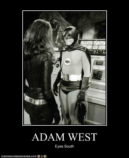 ADAM WEST Eyes South