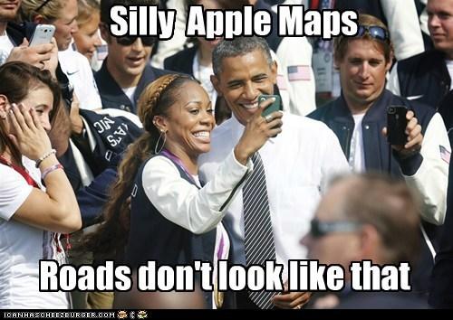 silly laughing barack obama - 6615625472