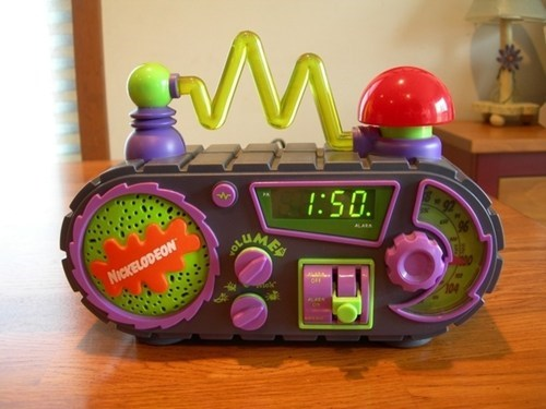 nickelodeon,nostalgia,radio