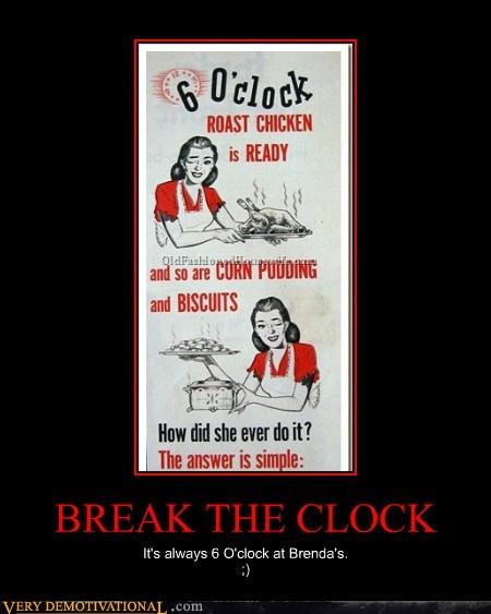 brenda clock how-does-she-do-it wink - 6615857664