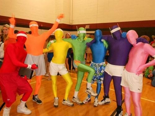 body suits rainbow - 6616007680