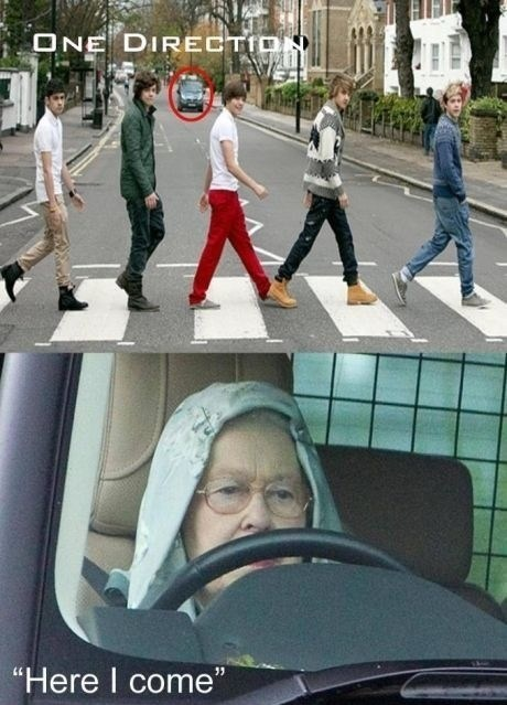 celeb,funny,Music,one direction,queen elizabeth