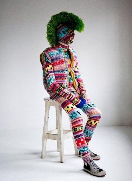 knits mohawk wtf - 6616369920
