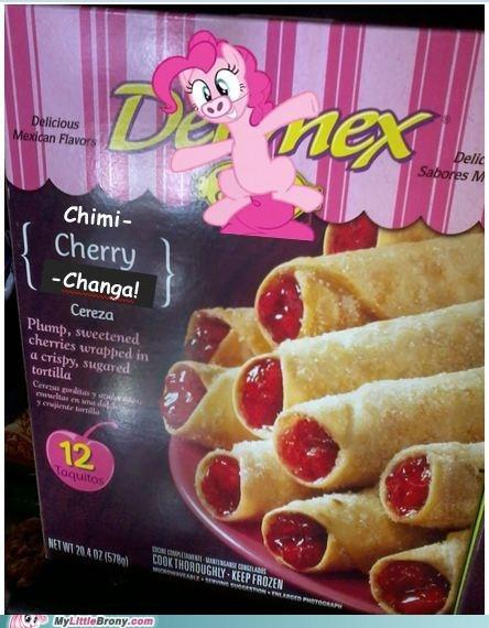 chimicherrychanga IRL pinkie pie - 6616397312