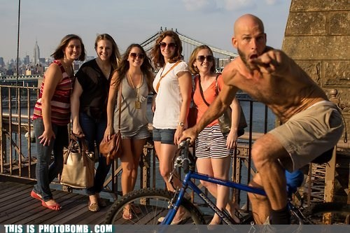 bald guy bicycle point - 6616491776