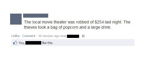 gas prices,movie theaters,Popcorn,price gouging