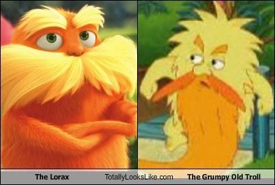 animation funny lorax TLL troll - 6616585728